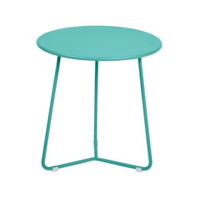 Fermob Cocotte Small Table Lagoon Blue