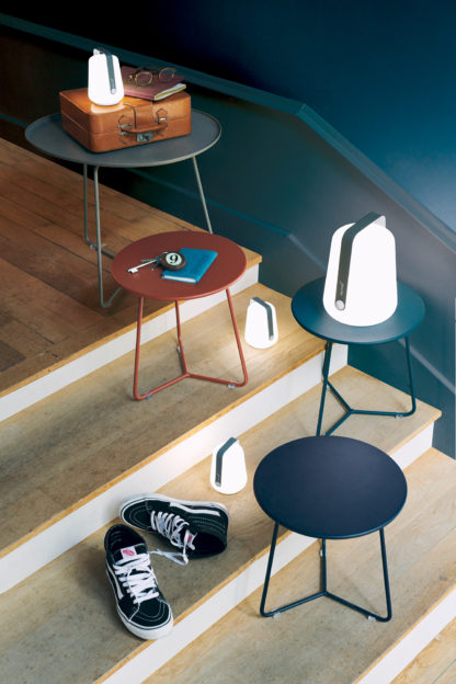 Fermob Cocotte Low Table Dark