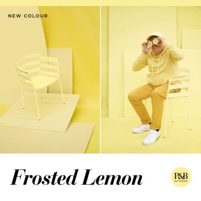 Fermob Frosted Lemon