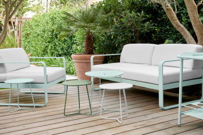 Bellevie Collection - Sofa, Armchair and Table
