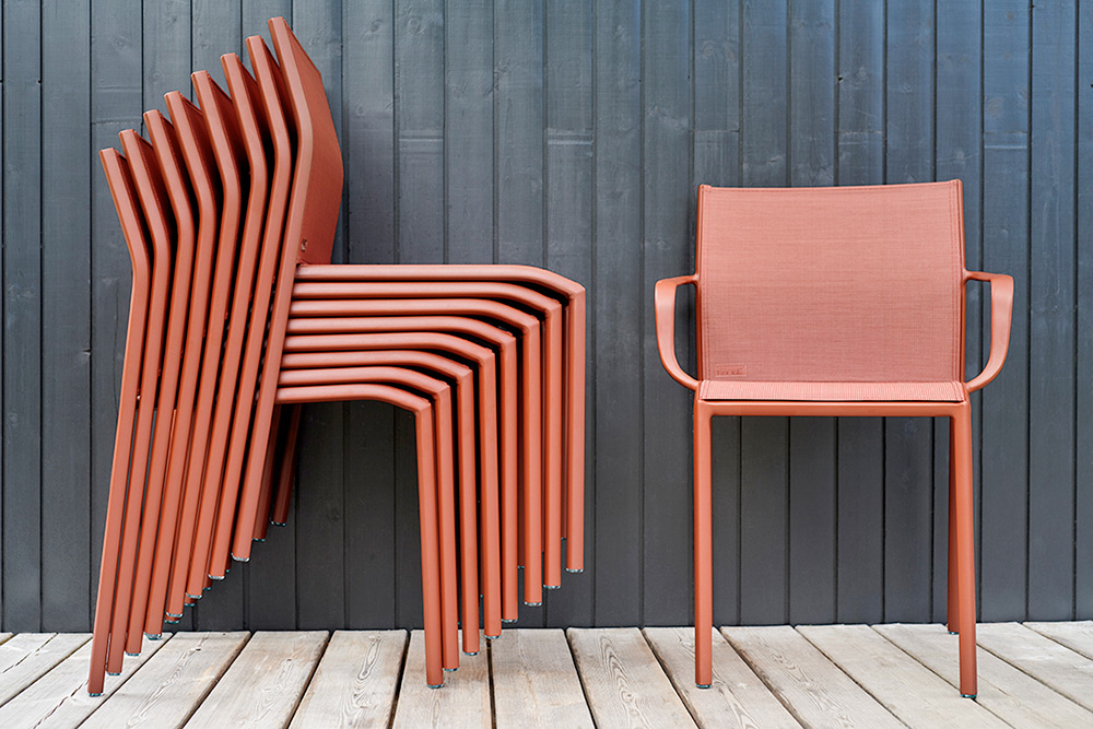 Red Ochre Chairs
