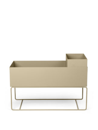 Ferm Living Plant Box Large Cashmere Pot