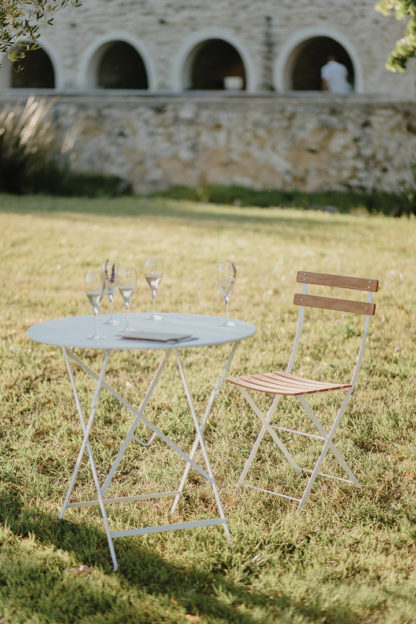 Bistro 77cm Table and Chair