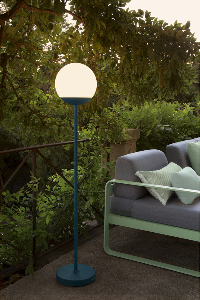 Fermob Mooon 143cm Rechargeable Lamp